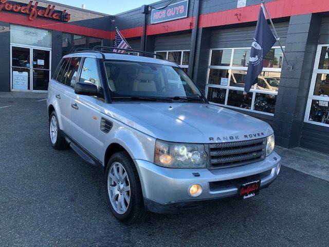 2007 Land Rover Range Rover Sport for Sale in Tacoma, WA - Image 1