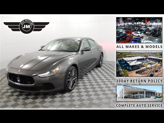 2017 Maserati Ghibli for Sale in Des Plaines, IL - Image 1