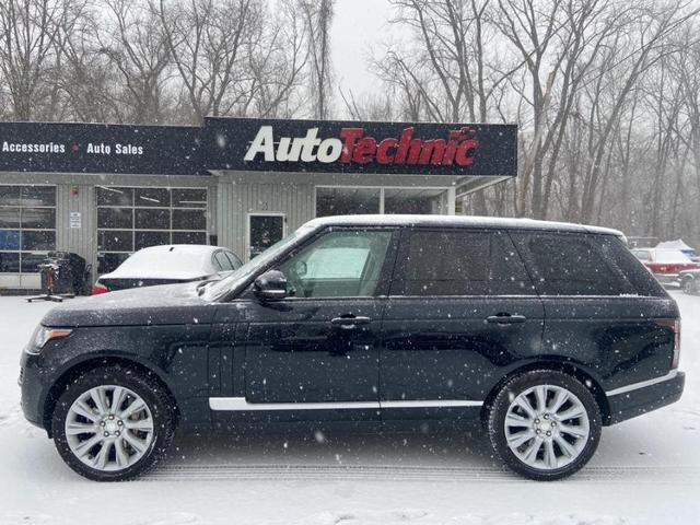 2014 Land Rover Range Rover for Sale in New Milford, CT - Image 1