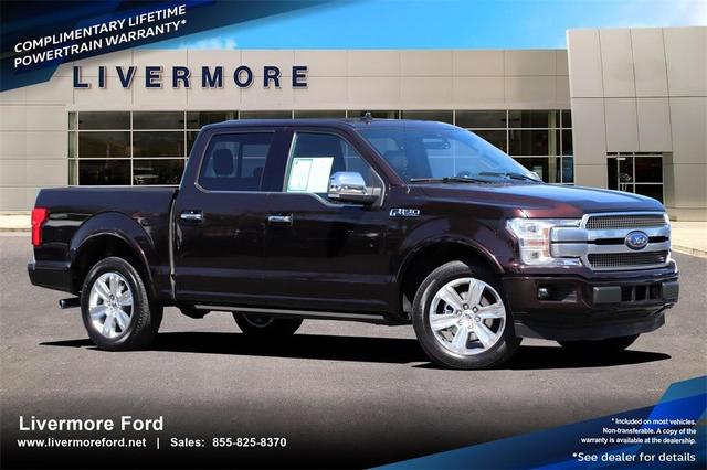 2020 Ford F-150 for Sale in Livermore, CA - Image 1