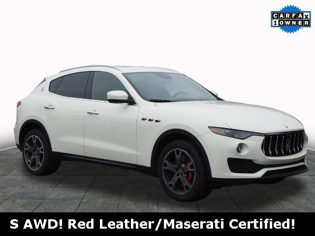 2017 Maserati Levante for Sale in Naperville, IL - Image 1
