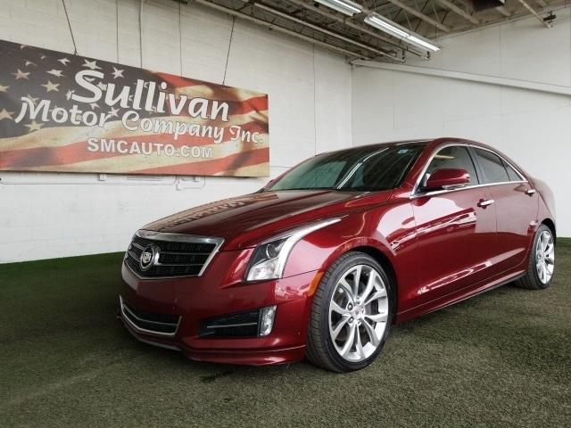 2014 Cadillac ATS a la venta en Mesa, AZ - Image 1