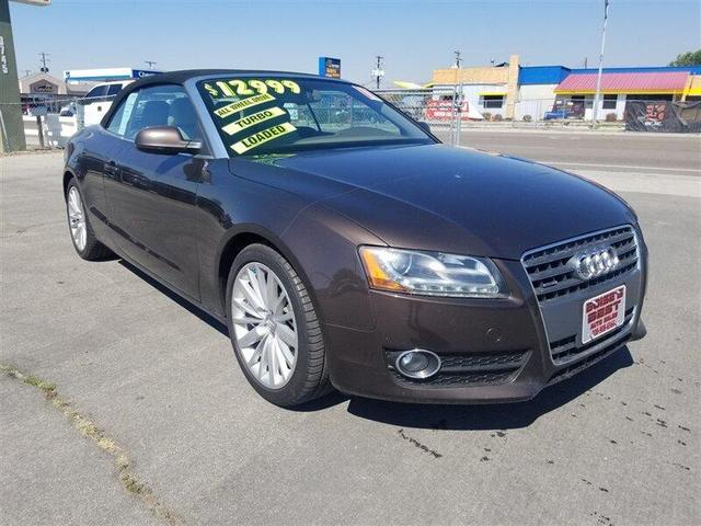 2011 Audi A5 for Sale in Garden City, ID - Image 1
