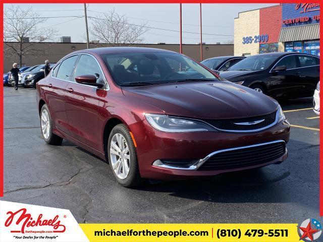 2015 Chrysler 200 for Sale in Smiths Creek, MI - Image 1