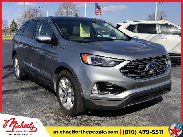 2020 Ford Edge for Sale in Smiths Creek, MI - Image 1