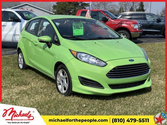 2015 Ford Fiesta for Sale in Smiths Creek, MI - Image 1