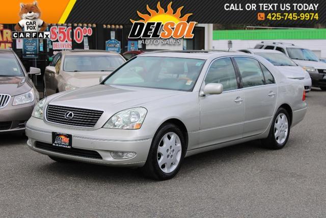 2002 Lexus LS 430 a la venta en Everett, WA - Image 1