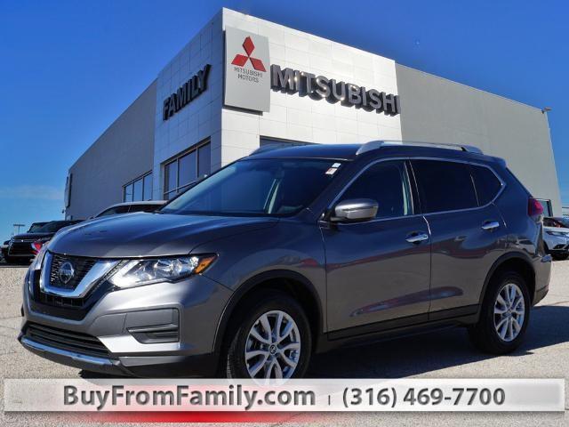 2019 Nissan Rogue a la venta en Wichita, KS - Image 1