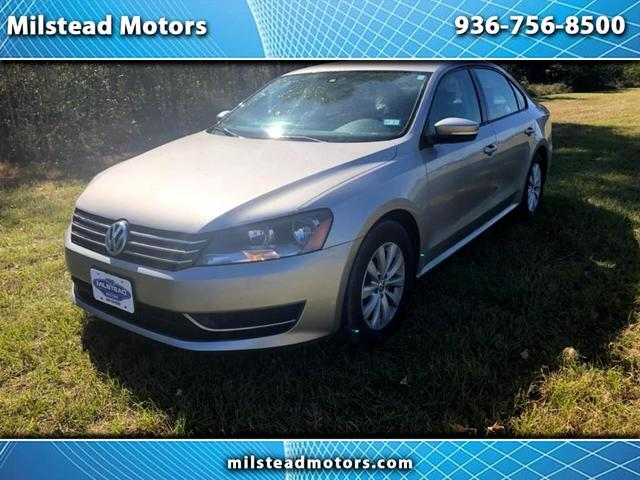 2013 Volkswagen Passat for Sale in Conroe, TX - Image 1
