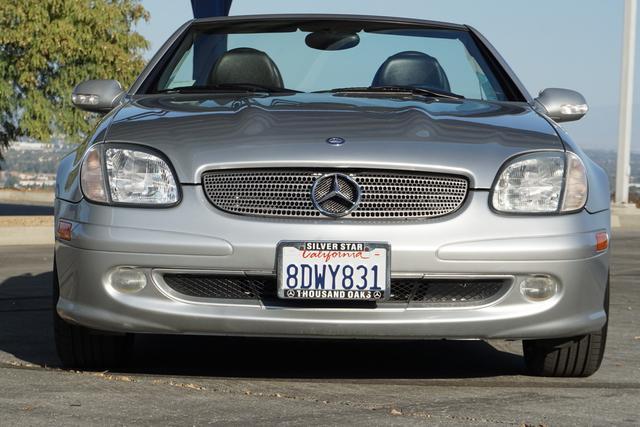 2003 Mercedes-Benz SLK-Class a la venta en Upland, CA - Image 1