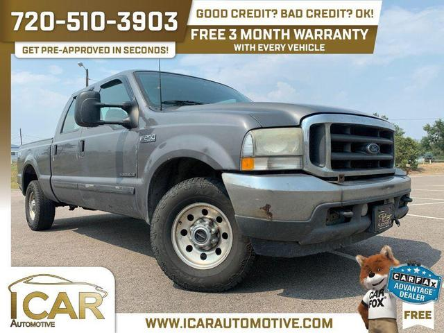 2003 Ford F-250 for Sale in Golden, CO - Image 1