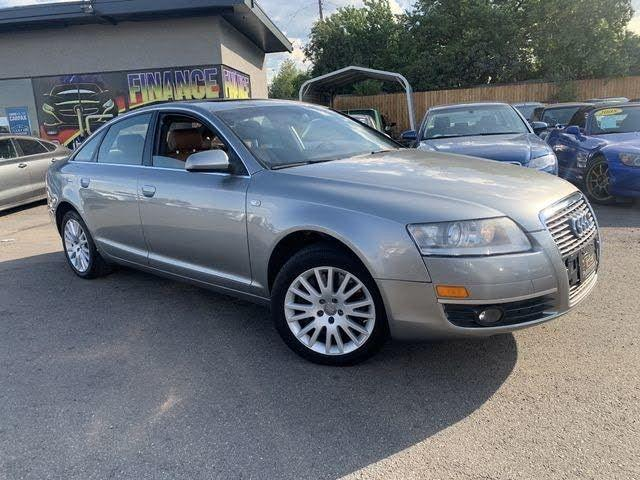 2006 Audi A6 for Sale in Golden, CO - Image 1