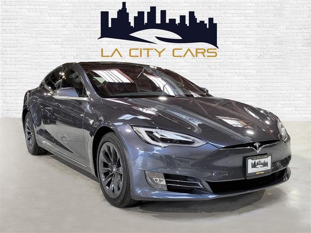 2019 Tesla Model S a la venta en Inglewood, CA - Image 1