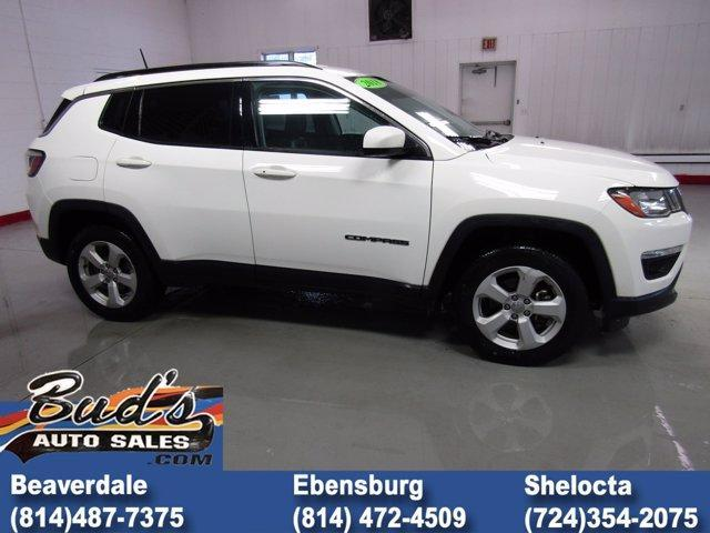 2018 Jeep Compass for Sale in Ebensburg, PA - Image 1
