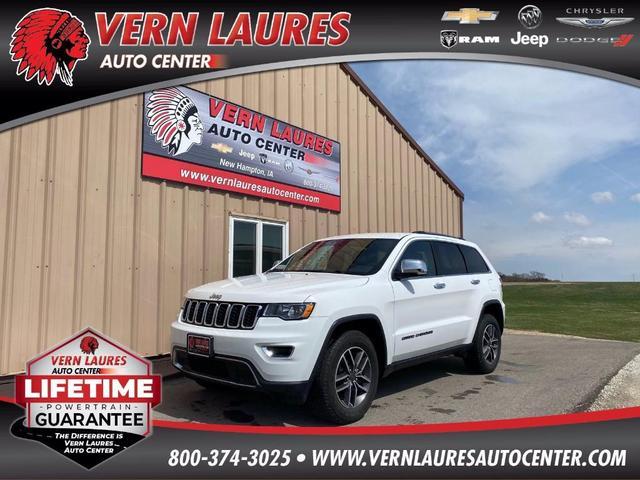 2019 Jeep Grand Cherokee for Sale in New Hampton, IA - Image 1