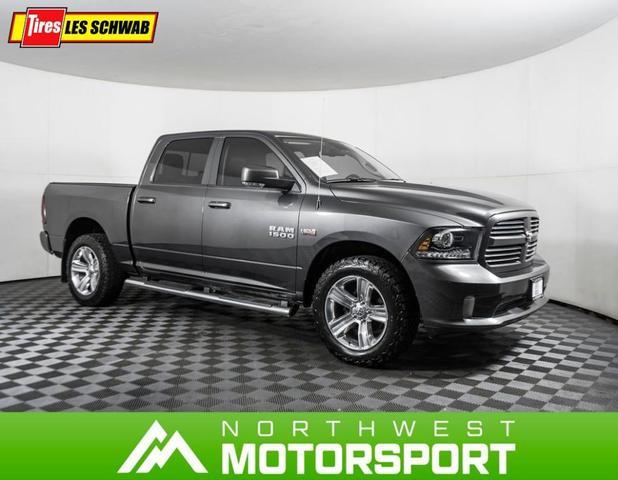 2017 RAM 1500 for Sale in Lynnwood, WA - Image 1