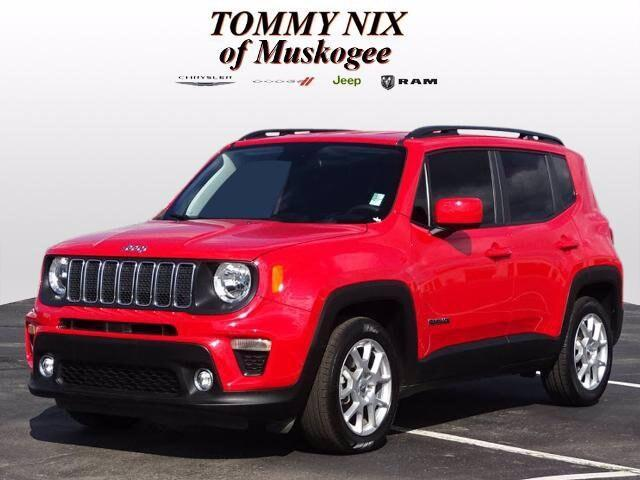 2019 Jeep Renegade for Sale in Muskogee, OK - Image 1