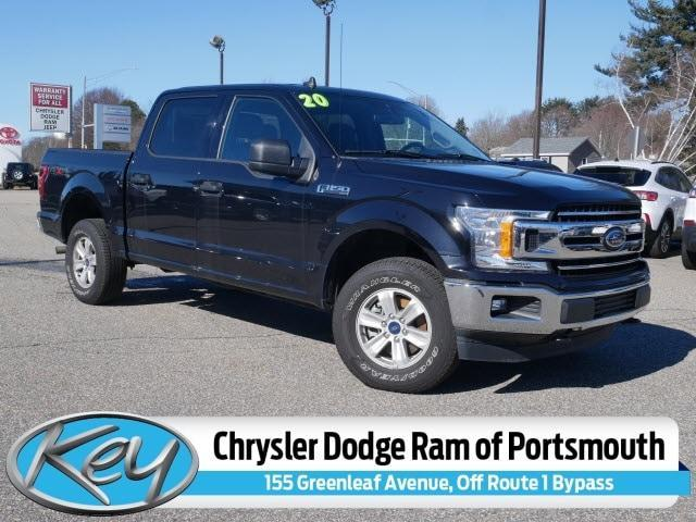 2020 Ford F-150 for Sale in Portsmouth, NH - Image 1