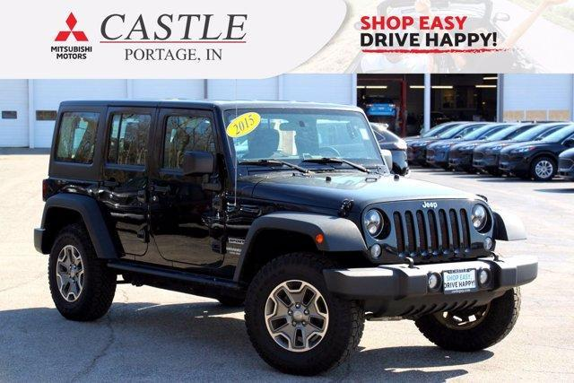 2015 Jeep Wrangler Unlimited for Sale in Portage, IN - Image 1