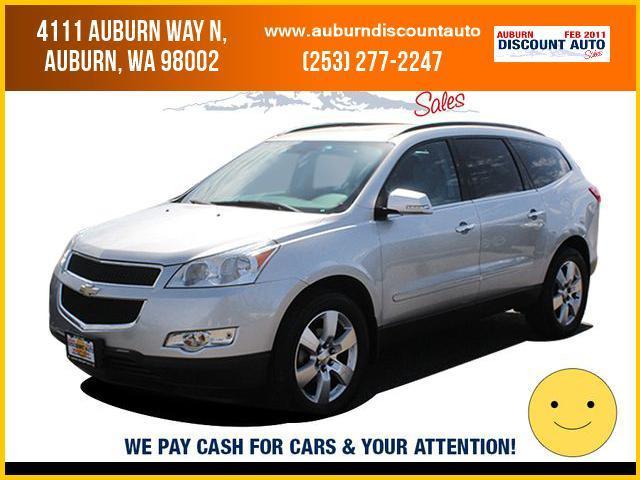 2012 Chevrolet Traverse for Sale in Auburn, WA - Image 1