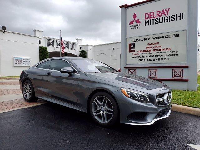 2017 Mercedes-Benz S-Class for Sale in Delray Beach, FL - Image 1