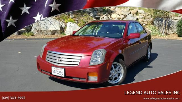 2004 Cadillac CTS for Sale in Lemon Grove, CA - Image 1