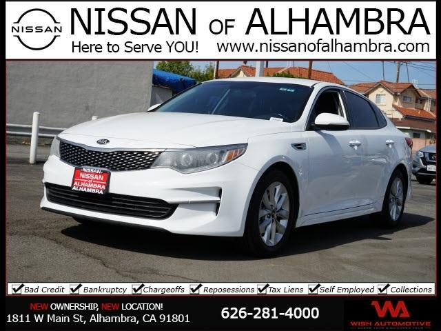 2017 KIA Optima for Sale in Alhambra, CA - Image 1