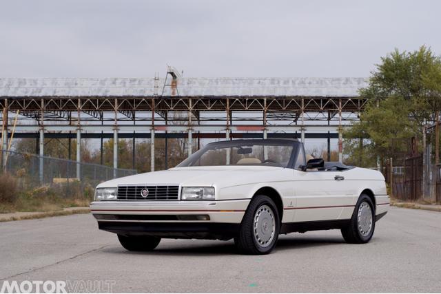 1990 Cadillac Allante for Sale in Indianapolis, IN - Image 1