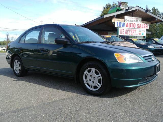 Honda Civic 2001 for Sale in Sedro Woolley, WA