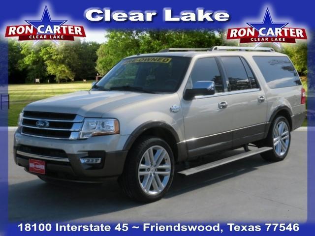 2017 Ford Expedition EL a la venta en Friendswood, TX - Image 1