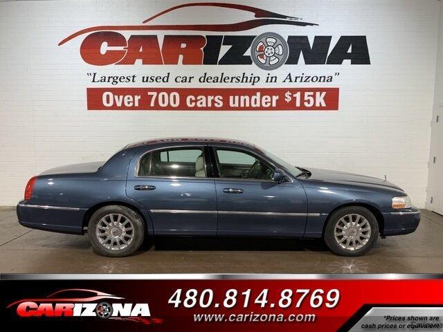 2005 Lincoln Town Car a la venta en Mesa, AZ - Image 1