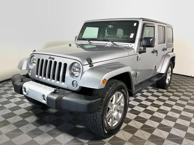 2015 Jeep Wrangler Unlimited for Sale in Fort Wayne, IN - Image 1