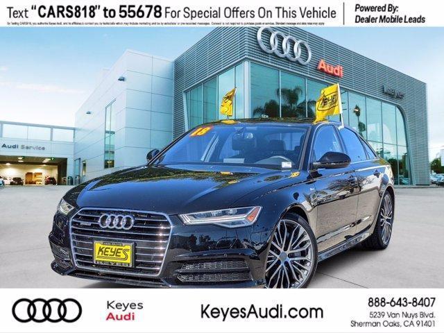 2018 Audi A6 a la venta en Van Nuys, CA - Image 1