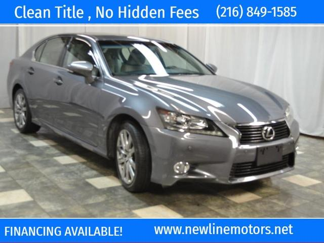 2013 Lexus GS 350 for Sale in Chesterland, OH - Image 1