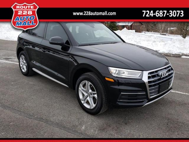 2018 Audi Q5 for Sale in Mars, PA - Image 1