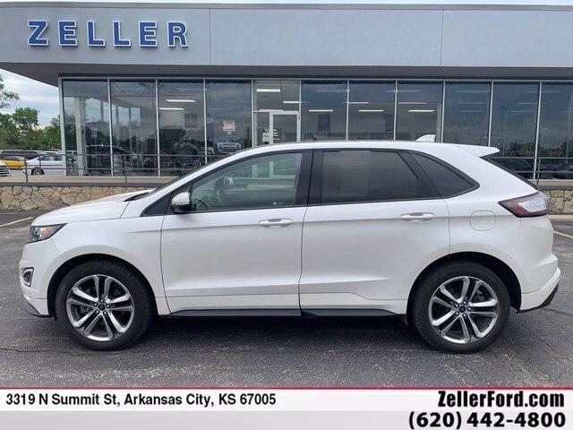 2017 Ford Edge a la venta en Arkansas City, KS - Image 1