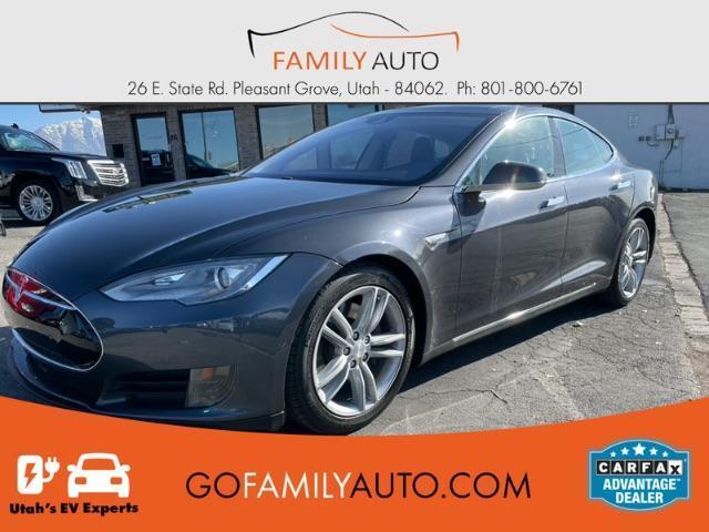 2015 Tesla Model S a la venta en Bountiful, UT - Image 1