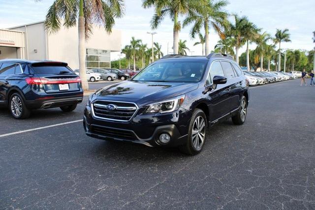 2018 Subaru Outback a la venta en Fort Myers, FL - Image 1