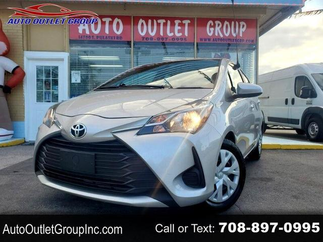 2018 Toyota Yaris for Sale in Midlothian, IL - Image 1