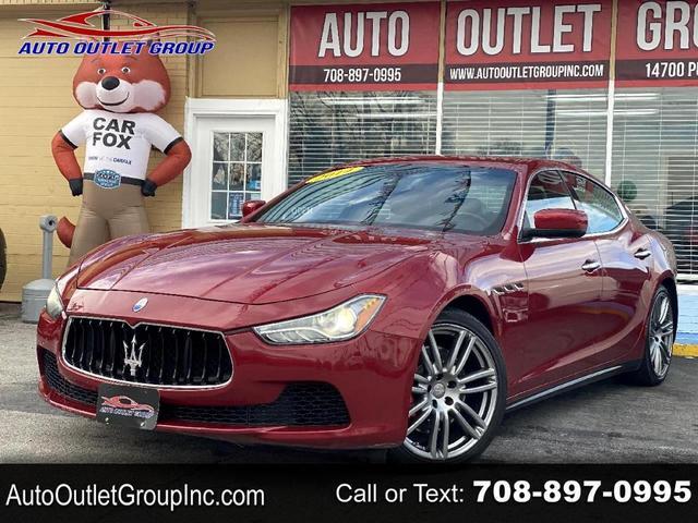 2014 Maserati Ghibli for Sale in Midlothian, IL - Image 1