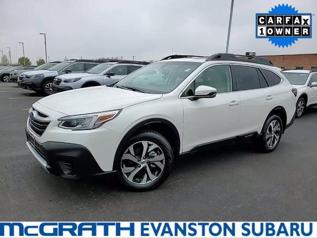 2020 Subaru Outback a la venta en Skokie, IL - Image 1