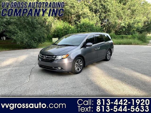 2014 Honda Odyssey for Sale in Tampa, FL - Image 1