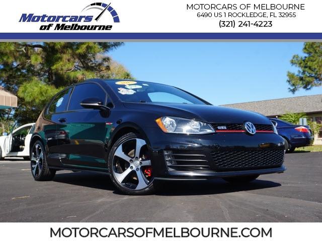 2015 Volkswagen Golf GTI for Sale in Rockledge, FL - Image 1