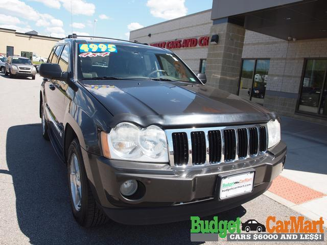 2005 Jeep Grand Cherokee for Sale in Akron, OH - Image 1