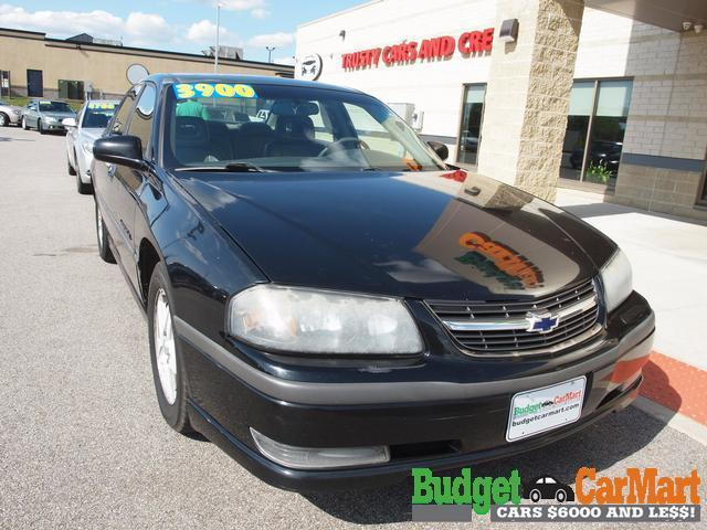 2003 Chevrolet Impala for Sale in Akron, OH - Image 1