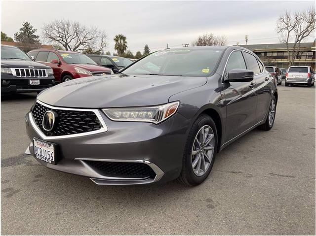 2018 Acura TLX for Sale in Clovis, CA - Image 1