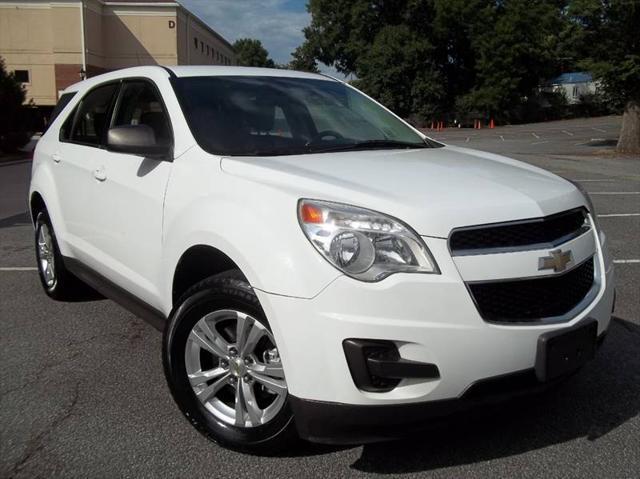 Used 2011 Chevrolet Equinox Ls Suv In Marietta Ga Near 30060 2cnalbec7b6209221 Auto Com