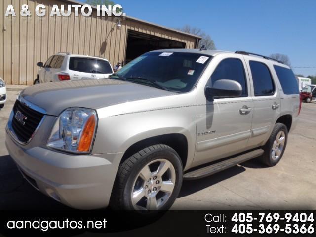 2007 GMC Yukon a la venta en Oklahoma City, OK - Image 1