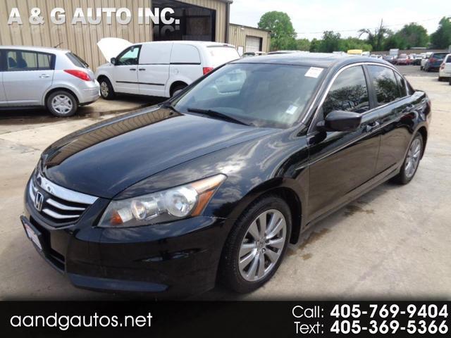 2012 Honda Accord a la venta en Oklahoma City, OK - Image 1
