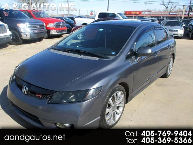 2009 Honda Civic a la venta en Oklahoma City, OK - Image 1